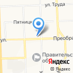 Шитов Д.Б. на карте Кирова