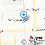 Марика на карте Кирова