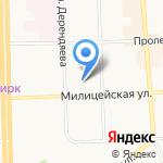 Детский сад №76 на карте Кирова