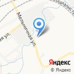 Автогарант-1 на карте Кирова