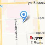 Региональный независимый регистратор на карте Кирова