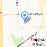 Регионпроект на карте Кирова