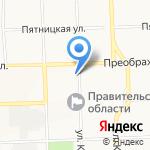 Союз-обувь на карте Кирова