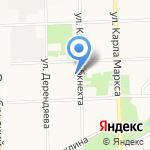Достоевский на карте Кирова