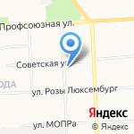 Землеустроительное бюро на карте Кирова