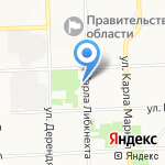 Senorita на карте Кирова
