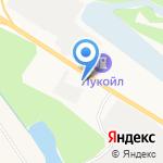 Тракер на карте Кирова
