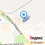 АктивДеньги на карте Кирова