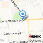 МетизСтройМаркет на карте Кирова
