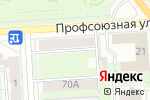 Схема проезда до компании OLA-OLA в Кирове