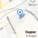 Альтакрафт на карте Кирова