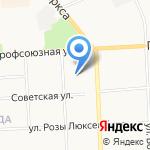 Детский сад №199 на карте Кирова