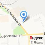 Управление Федеральной миграционной службы России по Кировской области на карте Кирова