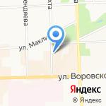 Лайт на карте Кирова
