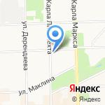 ЭнергосбыТ Плюс на карте Кирова