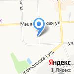 Бизнес-Консультант на карте Кирова