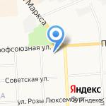 Мастерская по ремонту бензо и электроинструмента на карте Кирова