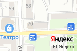 Схема проезда до компании План пи в Кирове