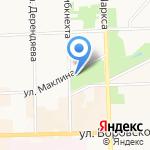 Магазин семян на карте Кирова