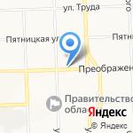 Маленький Гений на карте Кирова