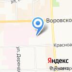 Эксклюзив Студия на карте Кирова