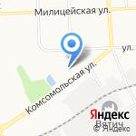 Интрига на карте Кирова