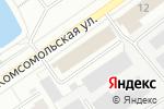 Схема проезда до компании АТЭК в Кирове