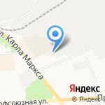 Системы безопасности-М на карте Кирова