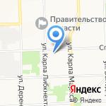 Вятка ТоргМастер на карте Кирова
