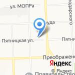 Новая Техника на карте Кирова
