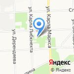 Кофе & Книги на карте Кирова