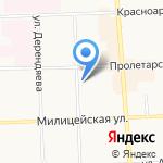 Принцесса на горошине на карте Кирова