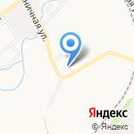 Магазин запчастей для автобусов ПАЗ на карте Кирова