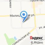 Оптика-сервис на карте Кирова