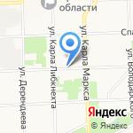 На Вятке на карте Кирова