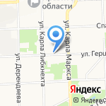 Энергогарант на карте Кирова