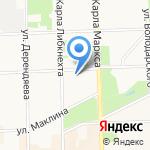 Русфинанс банк на карте Кирова