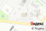 Схема проезда до компании Гоззнак в Кирове