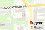 Схема проезда до компании Психологический кабинет Яны Багиной в Кирове