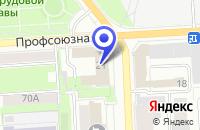 Схема проезда до компании Межрайонная коллегия адвокатов Кировской области в Кирове