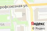 Схема проезда до компании Банкротное бюро №1 в Кирове