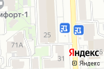 Схема проезда до компании Банкомат, АКБ Авангард, ПАО в Кирове