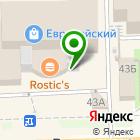 Местоположение компании Концертно-театральная касса на ул. Воровского