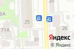 Схема проезда до компании Первая полоса в Кирове