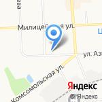 Инспекция Федеральной налоговой службы по г. Кирову на карте Кирова