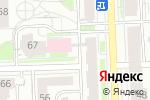 Схема проезда до компании Поликлиника в Кирове