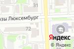 Схема проезда до компании Киоск по продаже кондитерских изделий в Кирове