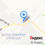 СтройПрофСервис на карте Кирова
