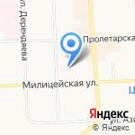 Полиграфсервис на карте Кирова