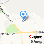 Лингвист на карте Кирова